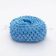 Light Blue Headband By The Metre 1.5 Inches